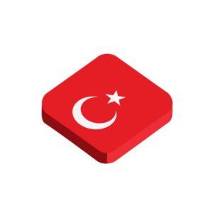 Bügelbild Türkei