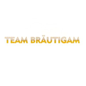 Bügelbild Team Bräutigam