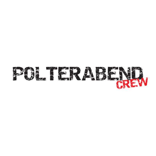 Bügelbild Polterabend Crew
