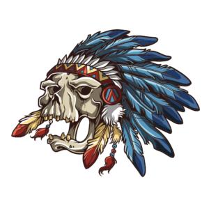 20239-indian-skull