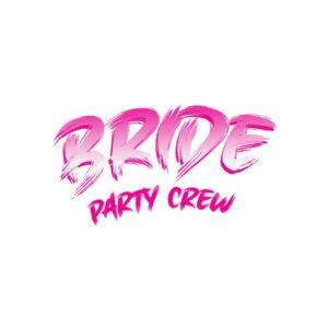 Bügelbild Bride Party Crew