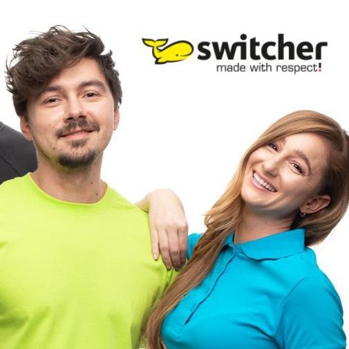 Wir empfehlen Textilien von Switcher